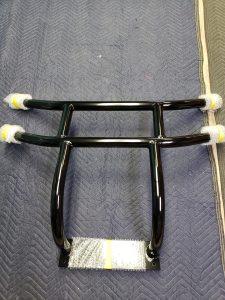 Golf cart bumper